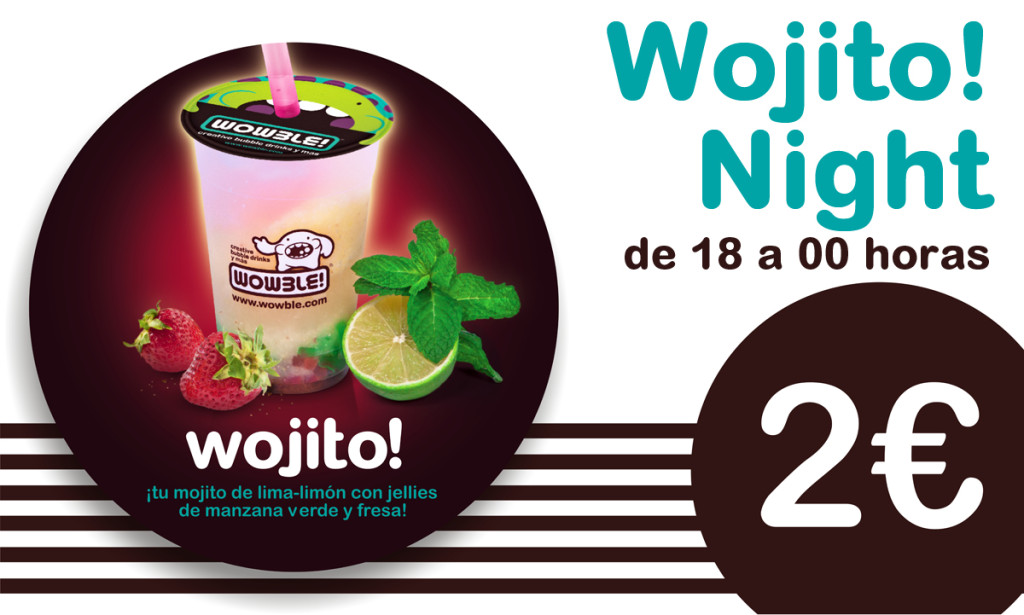 Wojito Night