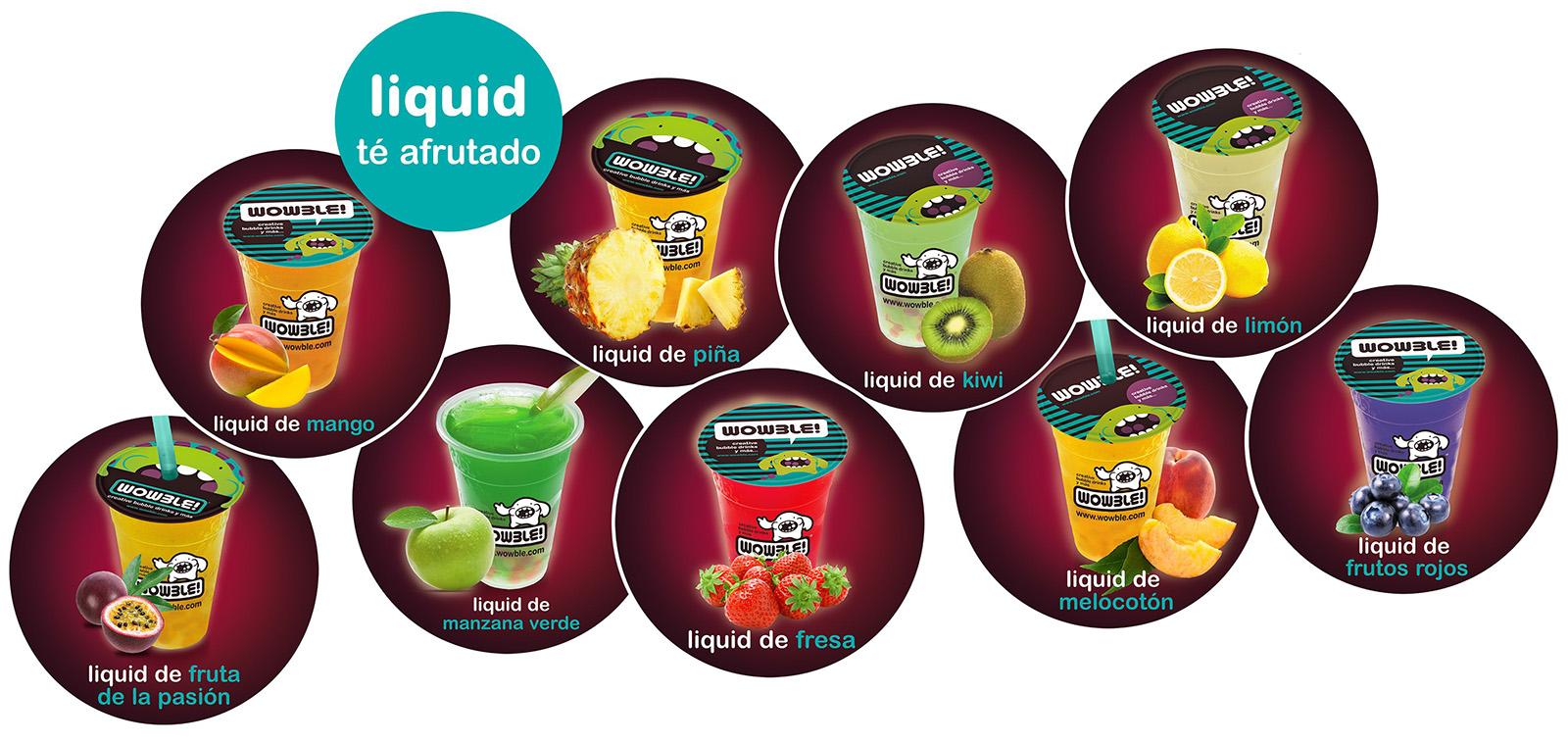 liquid-ejemplos
