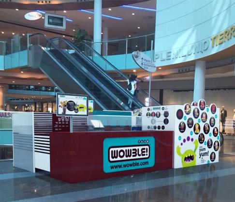 """Emprendedores: """"Wowble! aumenta su red en Madrid"""""""