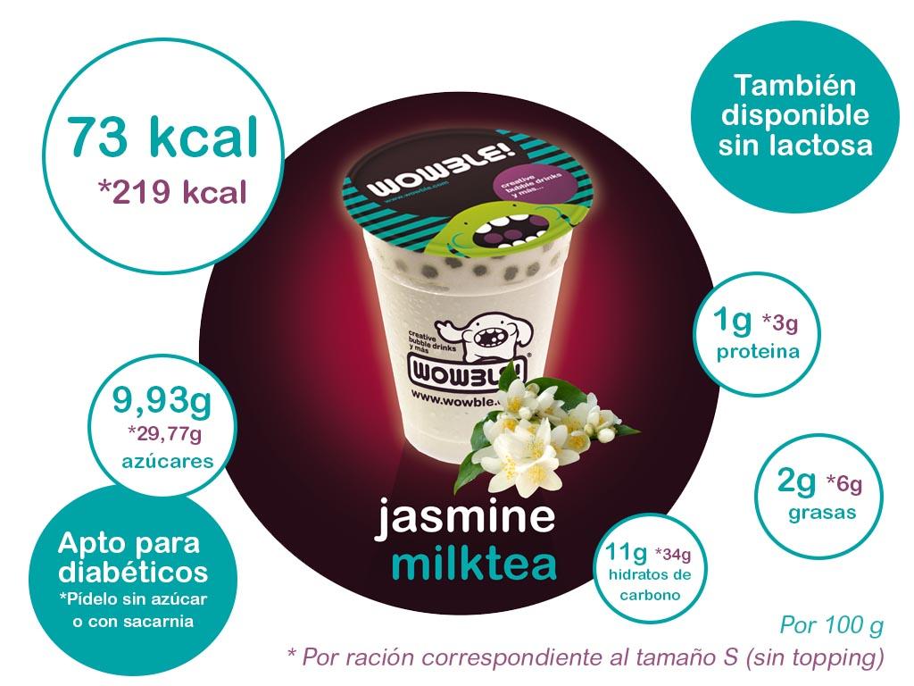 Jazmine Milktea