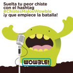 chistes wowble
