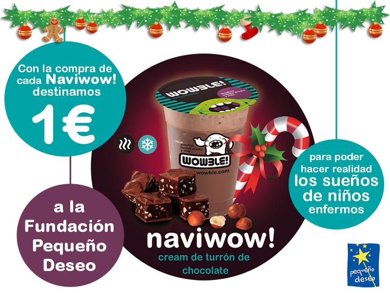 Vuelve el Naviwow!, el Wowble! más #deliciosolidario