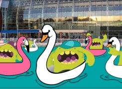 Bubble drinks gratis en la inauguración de Wowble! Centro Comercial H2O