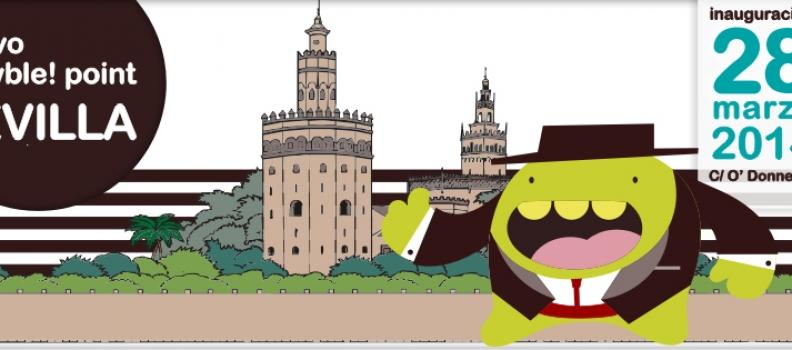 Wowble! inaugura en Sevilla con una hora de bebidas gratis
