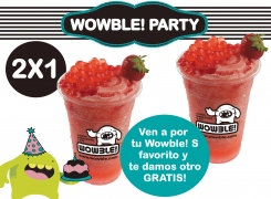 Wowble! Sevilla celebra su primer aniversario con una party wow!