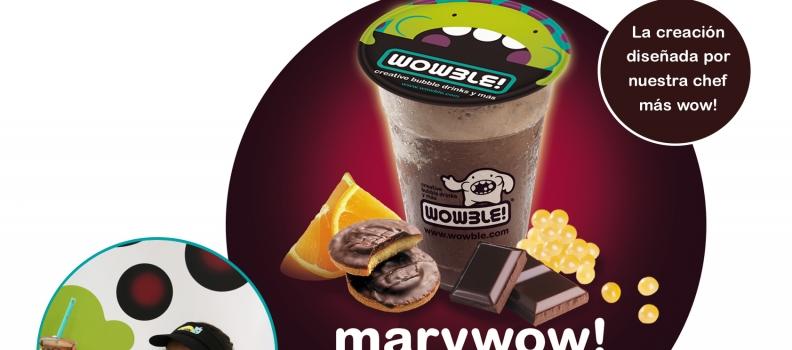 Marywow!, la nueva creación diseñada por María Querol