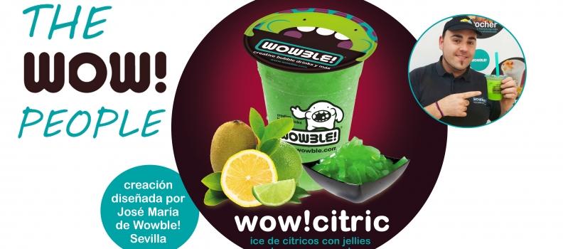 El Wow!citric, el nuevo ice de cítricos de edición limitada